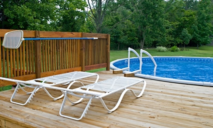 Before Building A Deck Get The Ropriate Permits