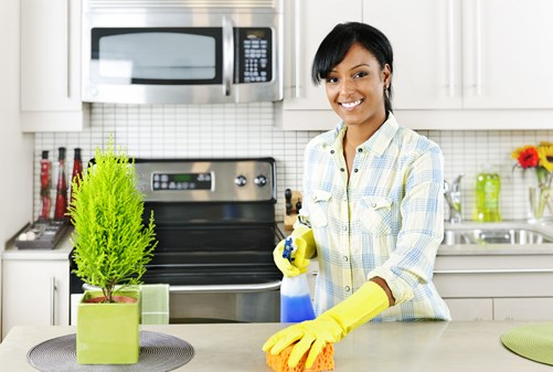 Clean and Disinfect During Holiday Cooking WIN Home Inspection