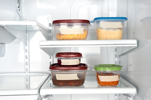 Safe Food Storage WIN Home Inspection