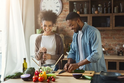 Cook a Romantic Meal Together WIN Home Inspection